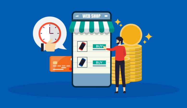 web販売店の特徴