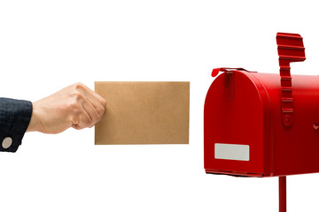 郵送申し込み