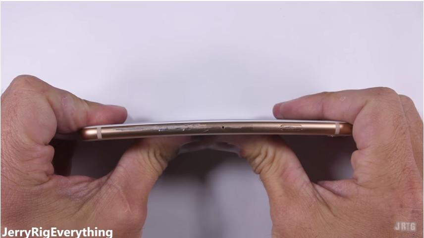 iPhone8耐久テストtest13
