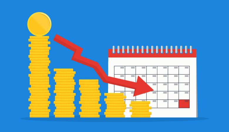 日割り不可の定額料金負担を少なくする方法