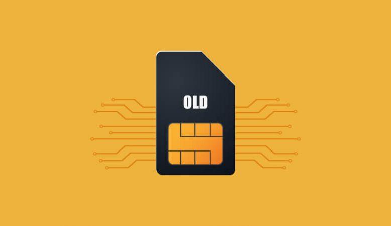 古いSIMカードの放置は危険!